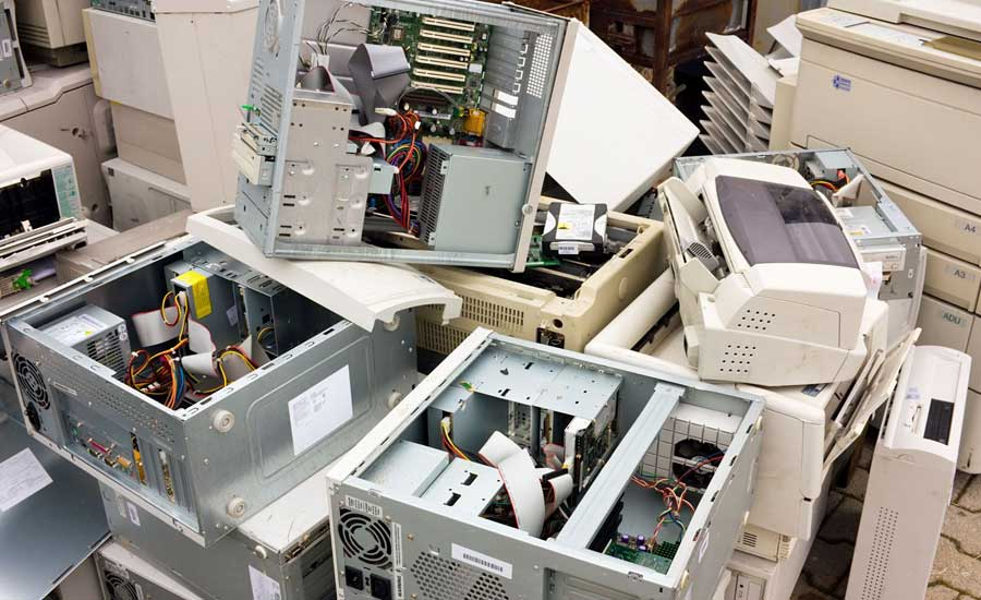 Used Electronics Waste Removal